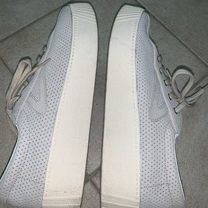 EEUC Madewell x Tretorn light grey sneakers, 9